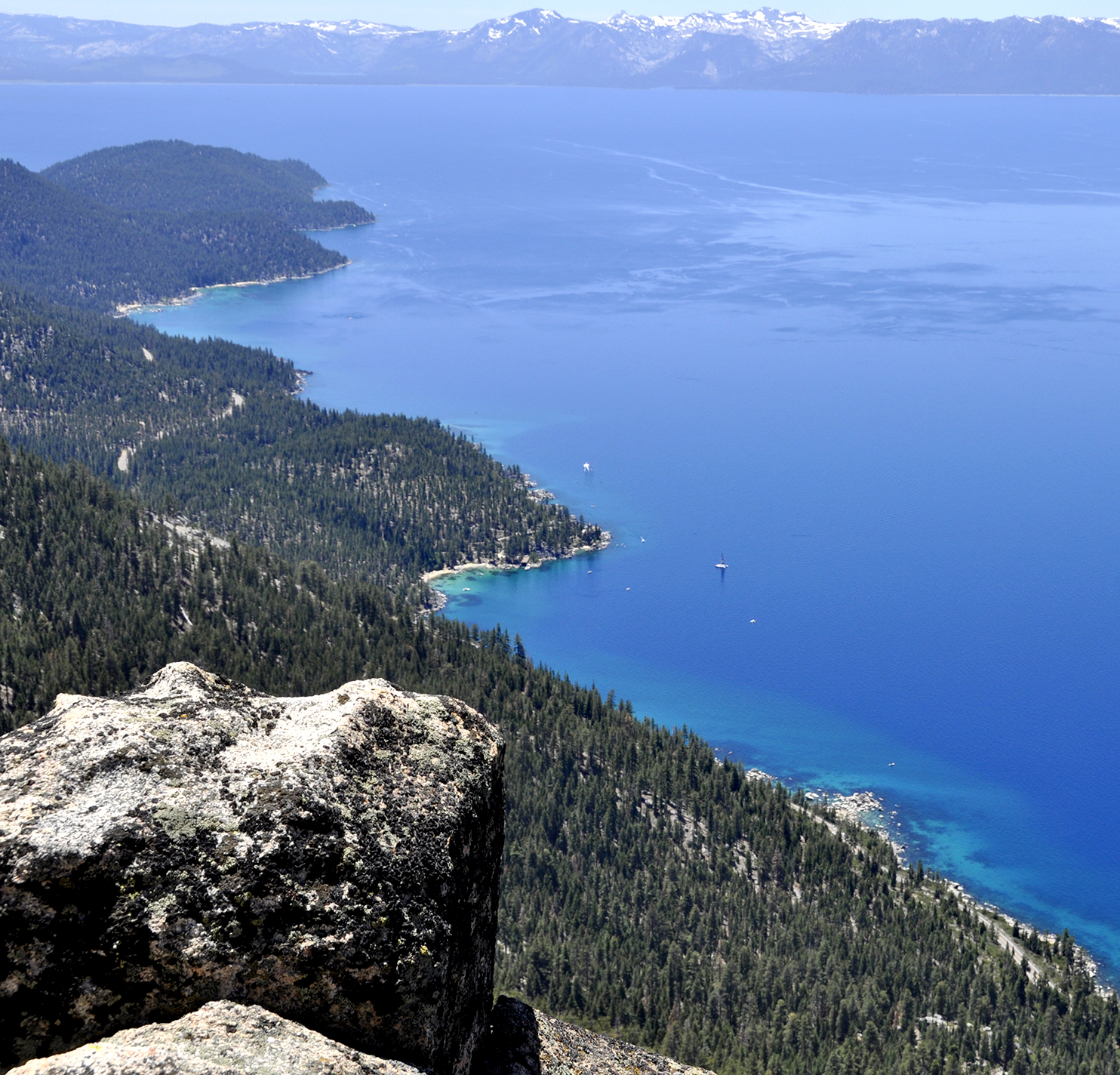 Lake Tahoe: Natural Resources And Climate For Lake Tahoe Nevada State